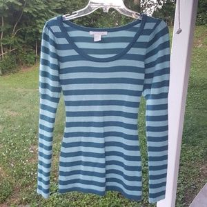 Charlotte russe striped top
